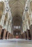 Domkyrkakyrkan av vår dam och St Philip Howard Arundel, västra Susse Royaltyfria Foton