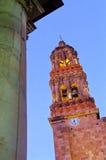 domkyrkamexico zacatecas Arkivbild