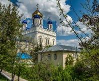 Domkyrkan av antagandet av Herren Royaltyfri Fotografi
