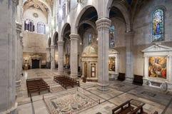 Domkyrkan av San Martino Fotografering för Bildbyråer
