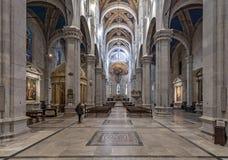 Domkyrkan av San Martino Royaltyfri Bild