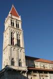 Domkyrkan av St. Lawrence, Trogir Arkivfoton