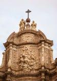 Domkyrkan av Valencia Royaltyfria Bilder