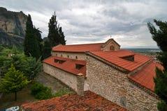 Domkyrkan i Kalampaka Royaltyfria Foton