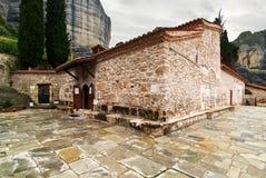 Domkyrkan i Kalampaka Royaltyfri Bild