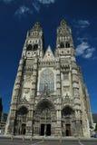 domkyrkan turnerar royaltyfria foton