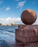 domkyrkapaul peter petersburg russia st Fotografering för Bildbyråer