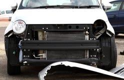 Dommages de véhicule photo stock