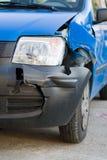 Dommages frontaux Photos libres de droits