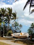 Dommages Irma d'ouragan Photographie stock libre de droits