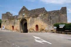 Domme, Francia Fotos de archivo libres de regalías