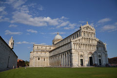 Domo da catedral de Pisa Fotos de Stock Royalty Free