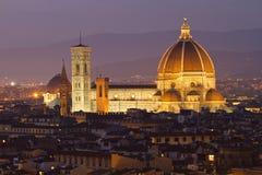 Domo de Florença imagem de stock royalty free