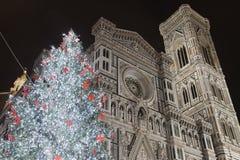 Domo de Florença, Toscânia, Itália Imagem de Stock