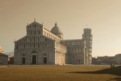 Domo de Pisa Foto de Stock