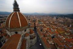 Domo em Florença, Italy. Fotografia de Stock