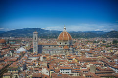 Domo em Florença, Italy fotos de stock royalty free