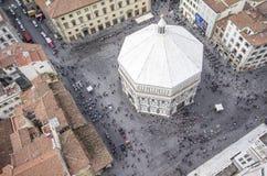 Domo, Florença, Itália Fotos de Stock Royalty Free