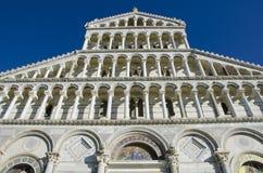 Domo Santa Maria Maggiore, Pisa Imagem de Stock