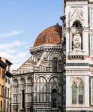 Domo, Sienna, Itália Fotografia de Stock Royalty Free