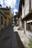 Domodossola, historic Italian city Stock Photo