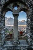 Domodossola, Sacro Monte Del Calvario Obrazy Stock