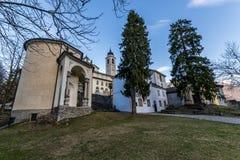 Domodossola, Sacro Monte Del Calvario Zdjęcie Royalty Free