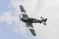 Domokrążcy Huragan samolot szturmowy Zdjęcie Royalty Free