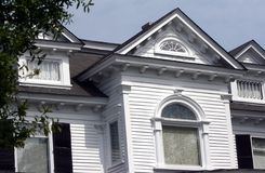 Domowa architektura Fotografia Royalty Free