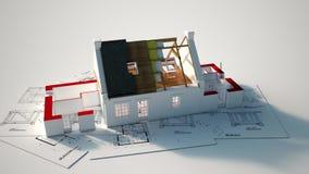 Domowa architektura i budowa zbiory wideo