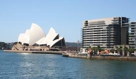 domowa Australia opera Sydney Zdjęcia Royalty Free