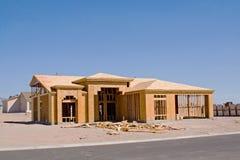 Domowa budowa Zdjęcie Stock