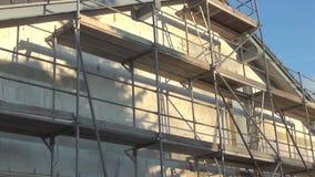 Domowa budowa - zwalnia zoom za zbiory wideo