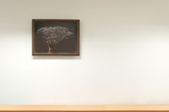 Domowa ściana i dekoracyjna rama, obrazek rama Obraz Stock