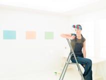 Domowa DIY zabawa Obraz Stock