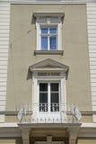 Domowa fasada Obrazy Royalty Free