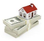 Domowa hipoteka Obrazy Stock