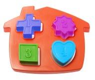 domowa kształta brakarki zabawka Zdjęcie Royalty Free