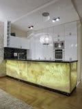 Domowa kuchnia Zdjęcie Royalty Free