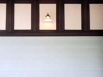 domowa lampa Zdjęcie Stock