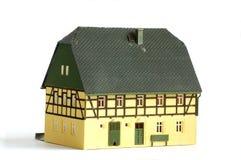 Domowa miniatura modela zabawka Fotografia Stock
