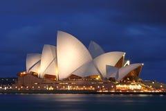 domowa opera Sydney Obraz Stock