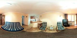 domowa panorama Zdjęcia Royalty Free