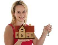 domowa pojęcie sprzedaż Zdjęcie Stock