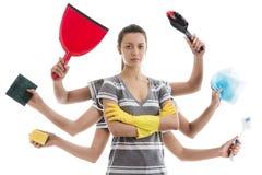 Domowa praca obraz royalty free