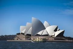 domowa prom opera Sydney Obraz Royalty Free