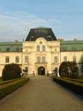 domowa rezydencja ziemska Zdjęcia Royalty Free