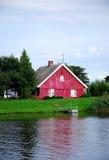 domowa rzeka Zdjęcia Royalty Free