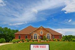 domowa sprzedaż Obraz Stock