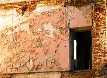 domowa stara ściana Zdjęcie Stock